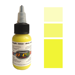 9011201. Pro-Color 0001, Opaque Lemon, 30 мл