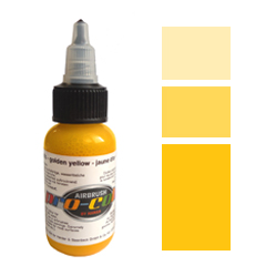 9011203. Pro-Color 0003, Opaque Golden Yellow, 30 мл