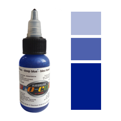11011277. Pro-Color 0011, Opaque Deep Blue, 30 мл