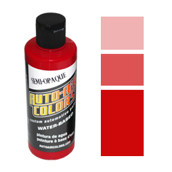 Auto-Air Colors 4207 Semi-Opaque Deep Red 120 мл 14011295