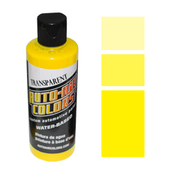 Auto-Air Colors 4231 Transparent Yellow 120 мл 15011298