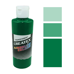 322014. Createx 5109, Transparent - Brite-Green, 120 мл