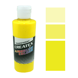 322023. Createx 5114, Transparent - Brite-Yellow, 50 мл