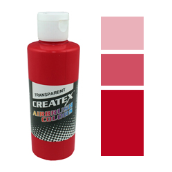 322029. Createx 5117, Transparent - Brite-Red, 50 мл