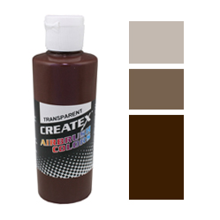 322049. Createx 5128, Transparent - Dark-Brown, 50 мл
