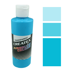 322060. Createx 5134, Transparent - Maui-Blue, 120 мл