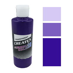 322062. Createx 5135, Transparent - Purple, 120 мл