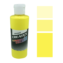 321007. Createx 5204, Opaque - Yellow, 50 мл